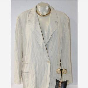 ESCADA Blazer Vintage Margaretha Ley Jacket EUC